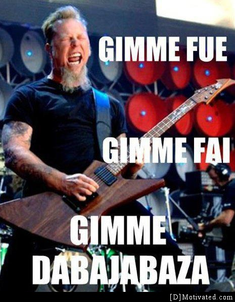 James Hetfield At His Best