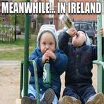 Irish Lads Train Early..............And Often!