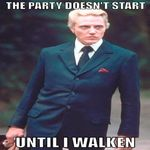 When I Walken