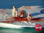 happy holidays from coca cola