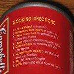 the most honest cooking instructions