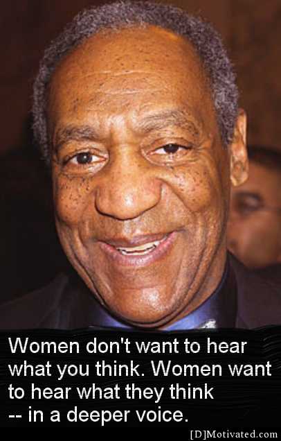 Words Of Wisdom From Bill Cosby