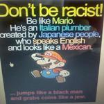don't be a racist