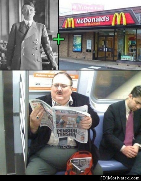 The Tubby Fuhrer