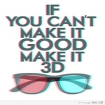 3D by default