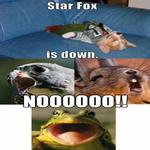 starfox is down!