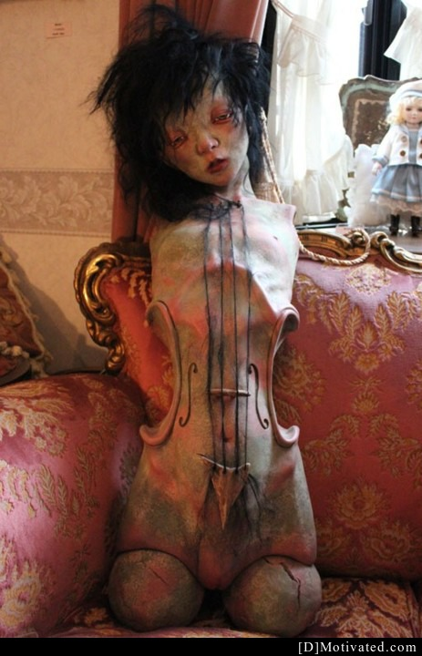 Creepy Cello