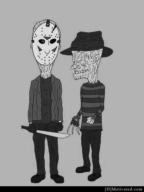 Beavis And Butthead Do Horror