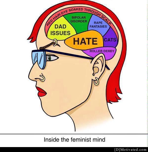 What Powers The Feminist