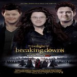 The next chapter in the twilight saga, breaking downs