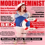 Modern feminist magazine on sale now