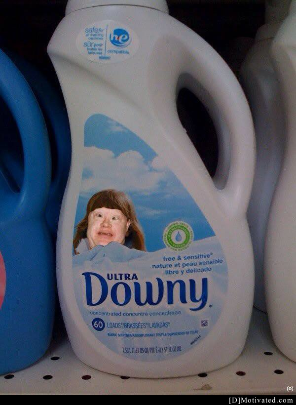 The All New Ultra Downy