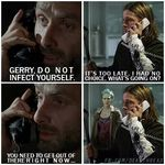 gerry didn't stand a chance that day