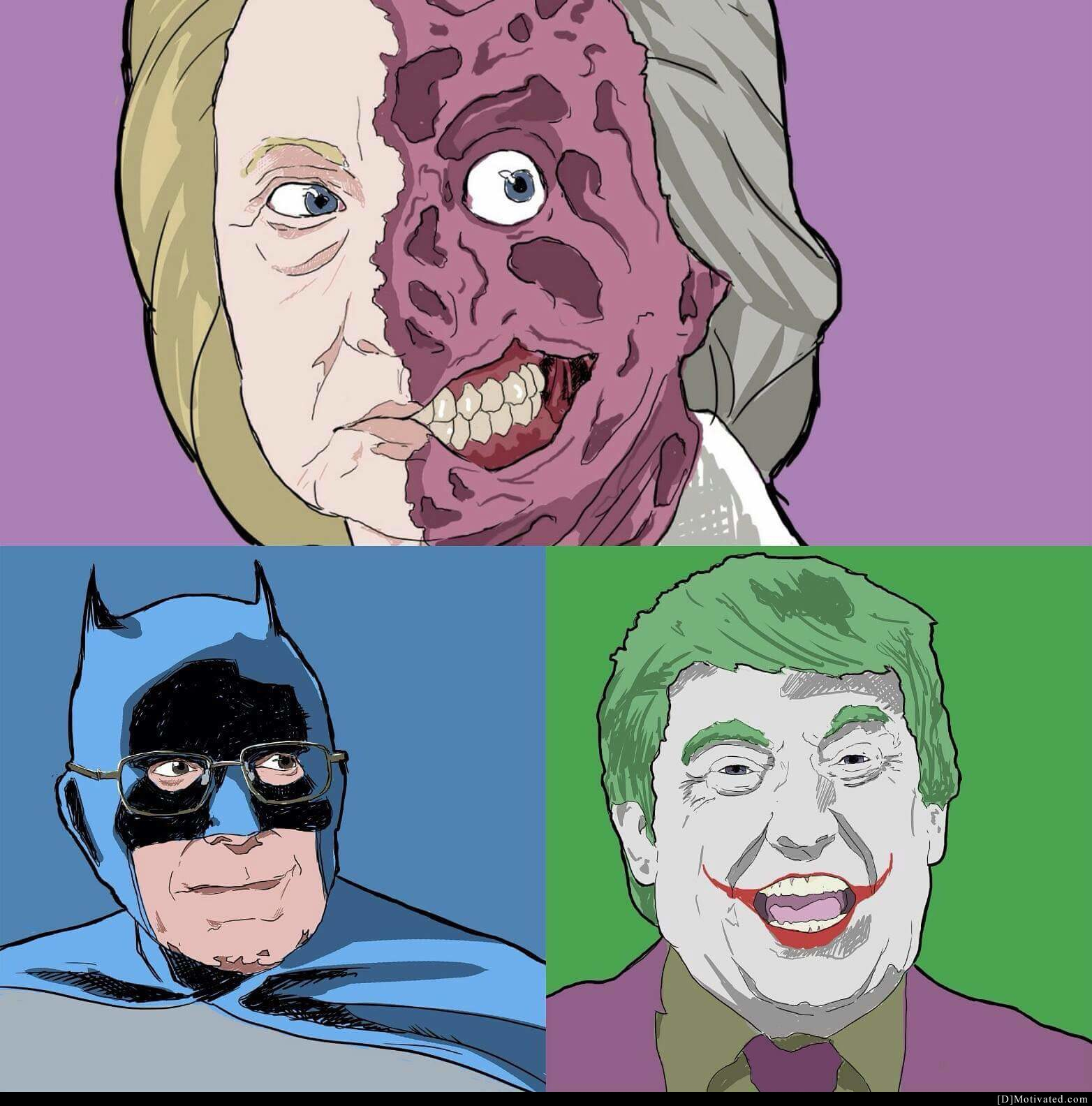 2016 Presidential Election Nominees