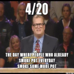 Happy 4/20 day