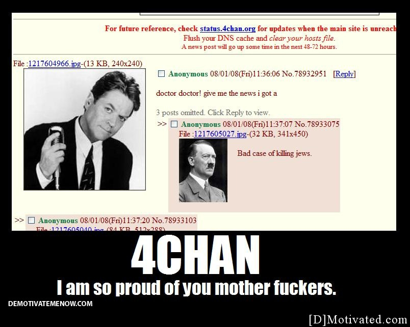 D]Motivated | Posters | 4chan