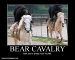 Bear Cavalry
