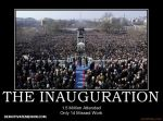 the inauguration