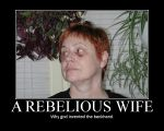A Rebelious Wife