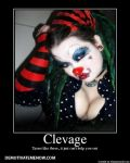 clevage