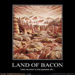 Land Of Bacon