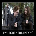 twilight: the ending
