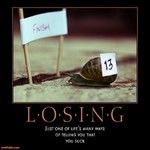 Losing