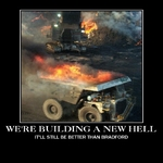 we're building a new hell