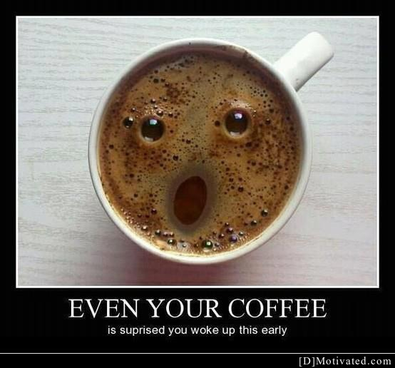 Even Your Coffee
