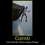 cliffing