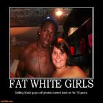 fat white girls