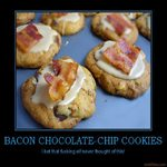 bacon chocolate-chip cookies