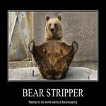 bear stripper