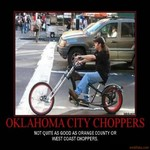 Oklahoma city choppers