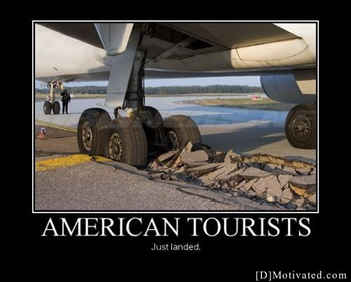 American Tourists