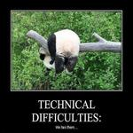 Technical Difficulties: