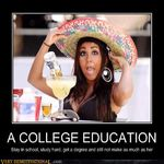 a college education